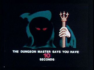 The Dungeon Master!