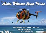 Magnum P.I. Chopper @ Turtle Bay Resort 2013