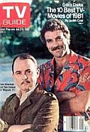 John Hillerman & Tom Selleck - January 2, 1982