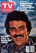 Tom Selleck - December 10, 1983