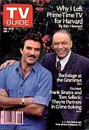 Tom Selleck & Frank Sinatra - February 21, 1987