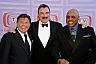 Larry Manetti, Tom Selleck, Roger E. Mosley at the 2009 TV Land Awards show